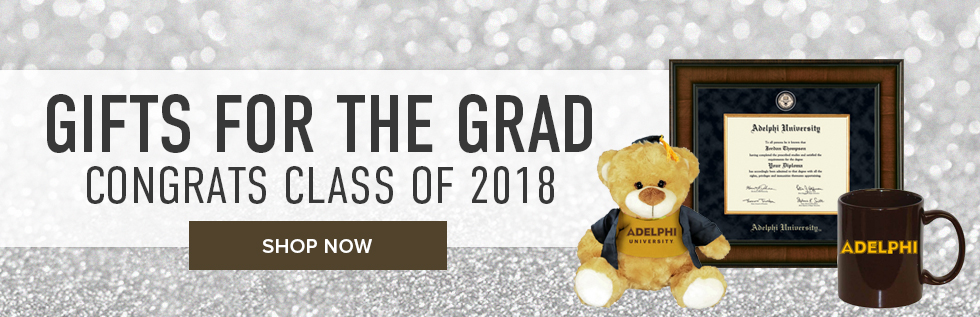 Picture of gifts for grads. Gifts for Grads. Congrats Class of 2018. Click to shop now.